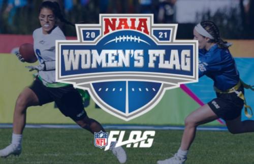 NAIA women's flag 2