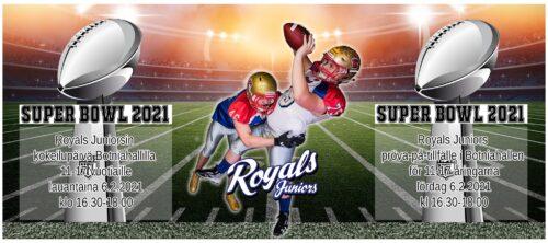 Royals juniors värväyspäivä